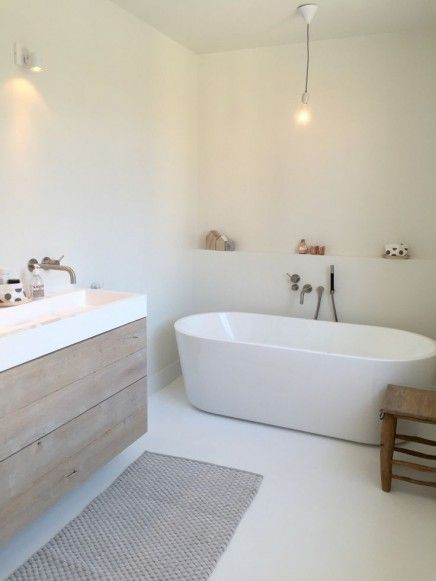 Dit zijn d badkamertrends voor 2016 - Extraordinary and relaxing contemporary bathroom designs ...