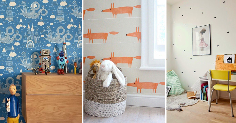 Babykamer Behang Groen : Behang babykamer. beautiful behang wereldkaart kinderkamer voor
