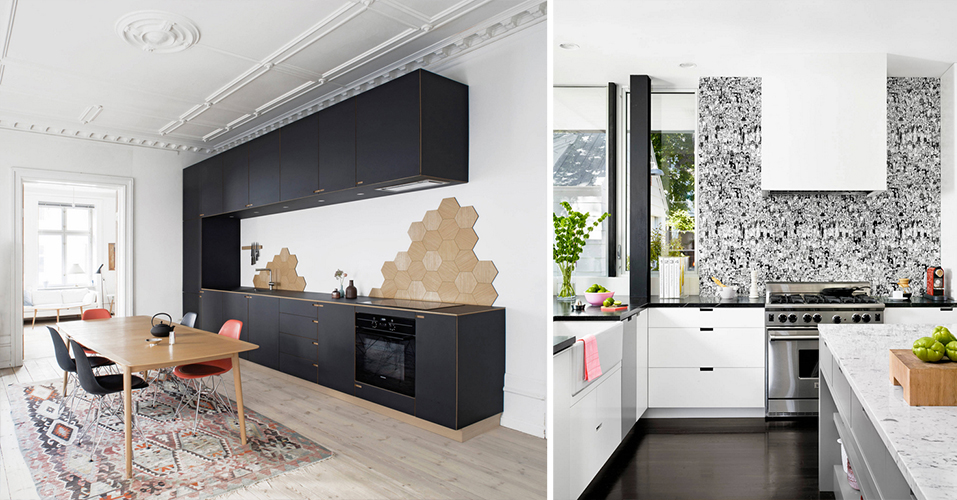 Design Behang Keuken: Lekker behangrijk. Vtwonen by douglas amp jones ...